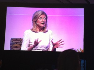 Arianna Huffington:  Get more sleep.